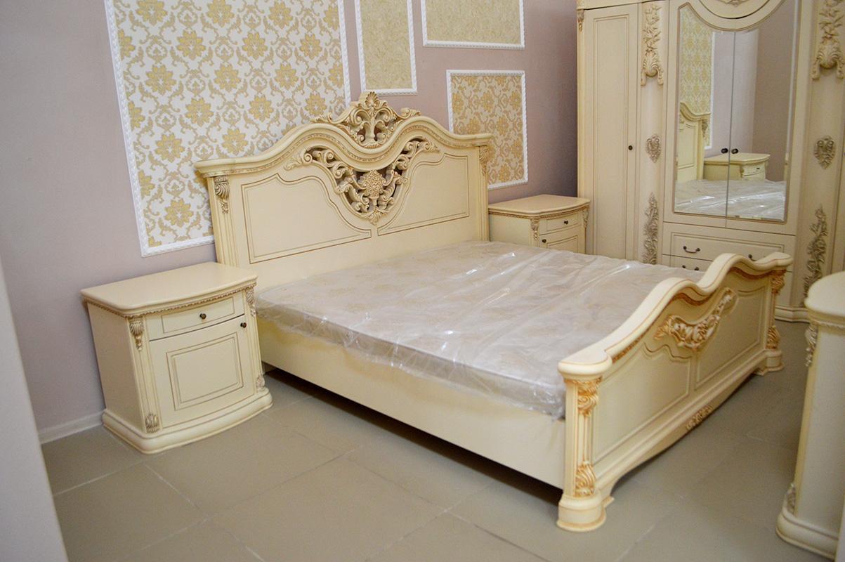 Спальный гарнитур Габриэлла крем