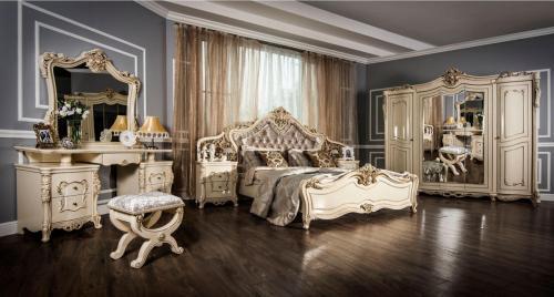 Спальня Джоконда крем