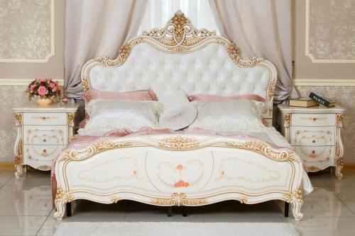 Спальня Миранда 4 дверный беж