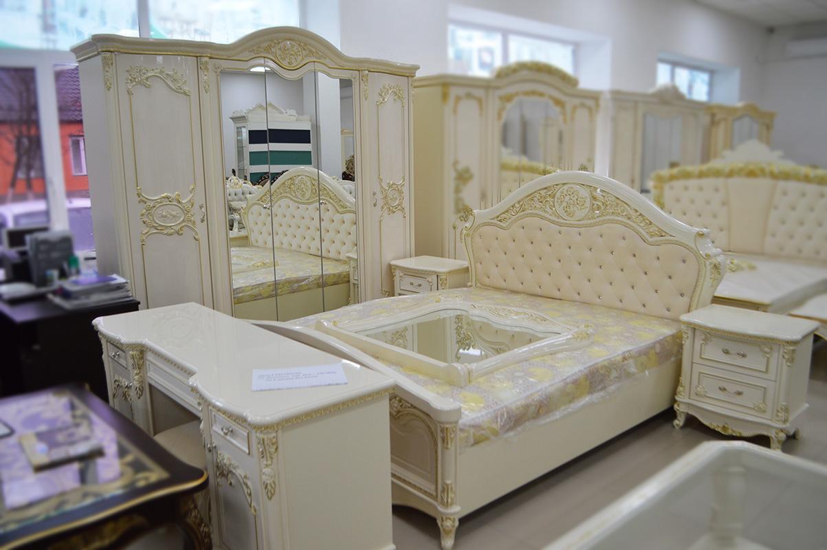 Спальня Даниэлла ставрополь арида фото цена