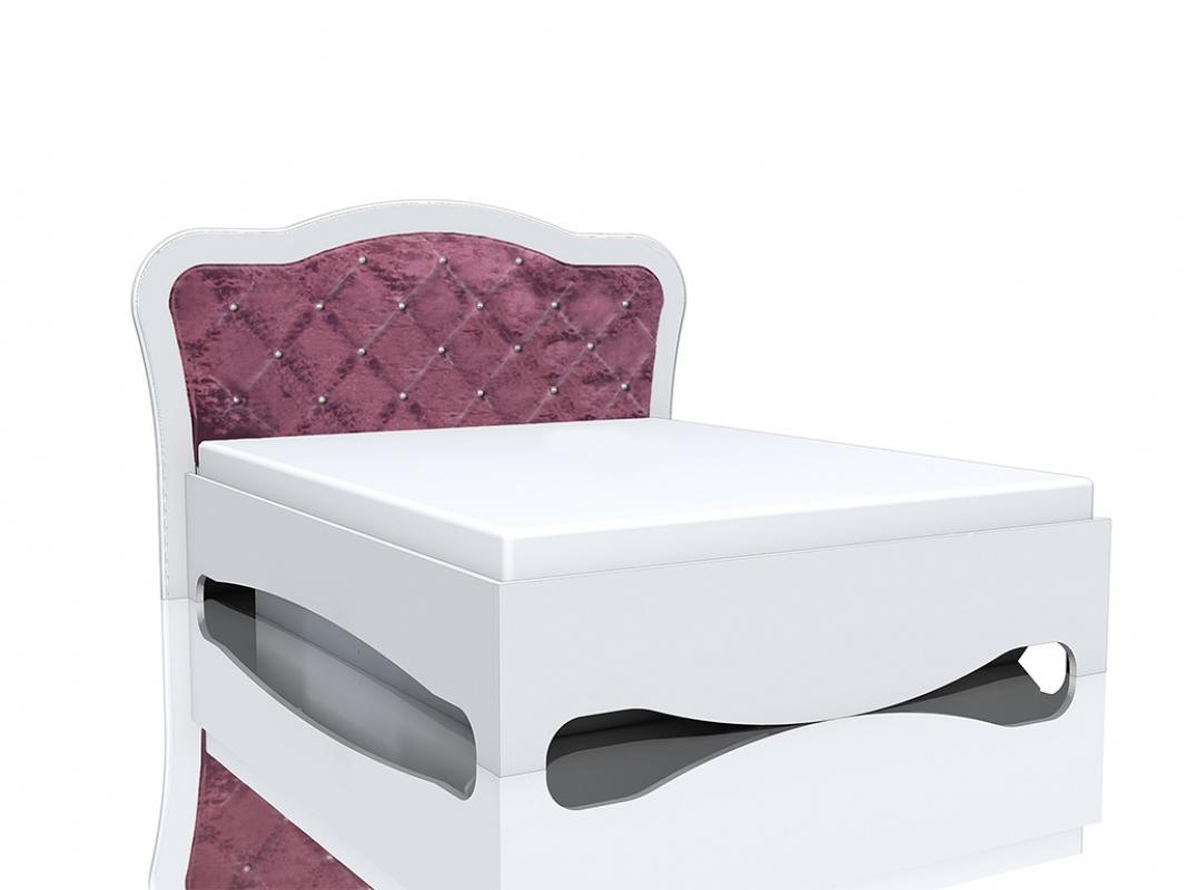 Кровать НМ 011.53 «Бланж»