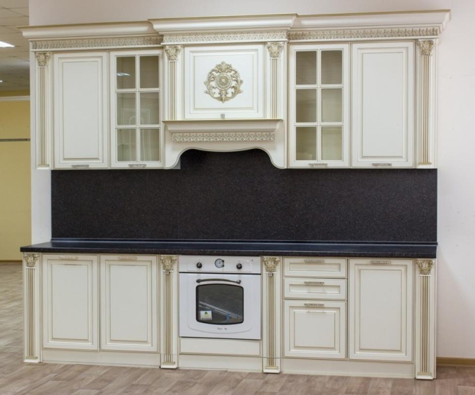 Кухня Валенсия прямая 3,0 ставрополь