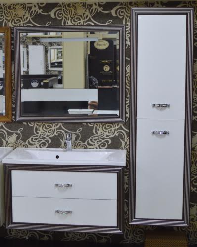 Мебель для Ванной Карат серебрянный