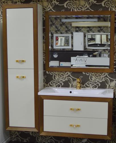 Мебель для Ванной Карат Opadiris золото