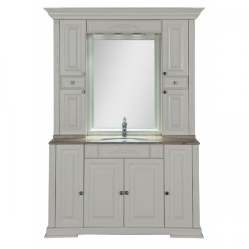 Мебель для Ванной Костильо цвет белый