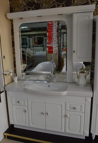 Мебель для ванной Фредерико цвет белый