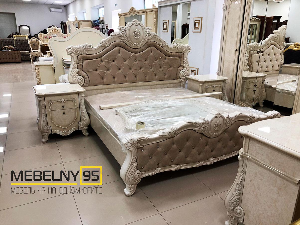 спальня марселла эра мебель купить по цене 105000 руб фото размеры