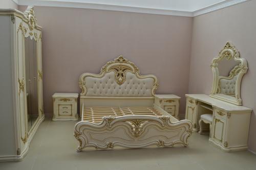 Спальня Верона крем