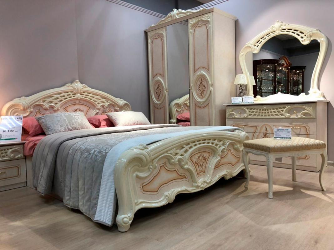 Спальня Роза цвет - беж