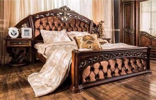 Спальный гарнитур Шах Корень дуба
