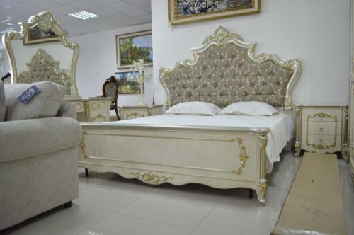 Спальня Марселла