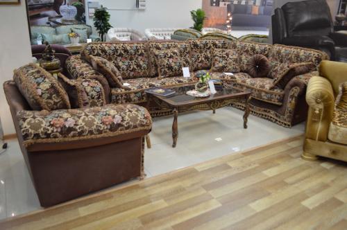 Мадлен угловой диван
