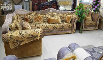 Элегия угловой диван и кресло фото цена размеры