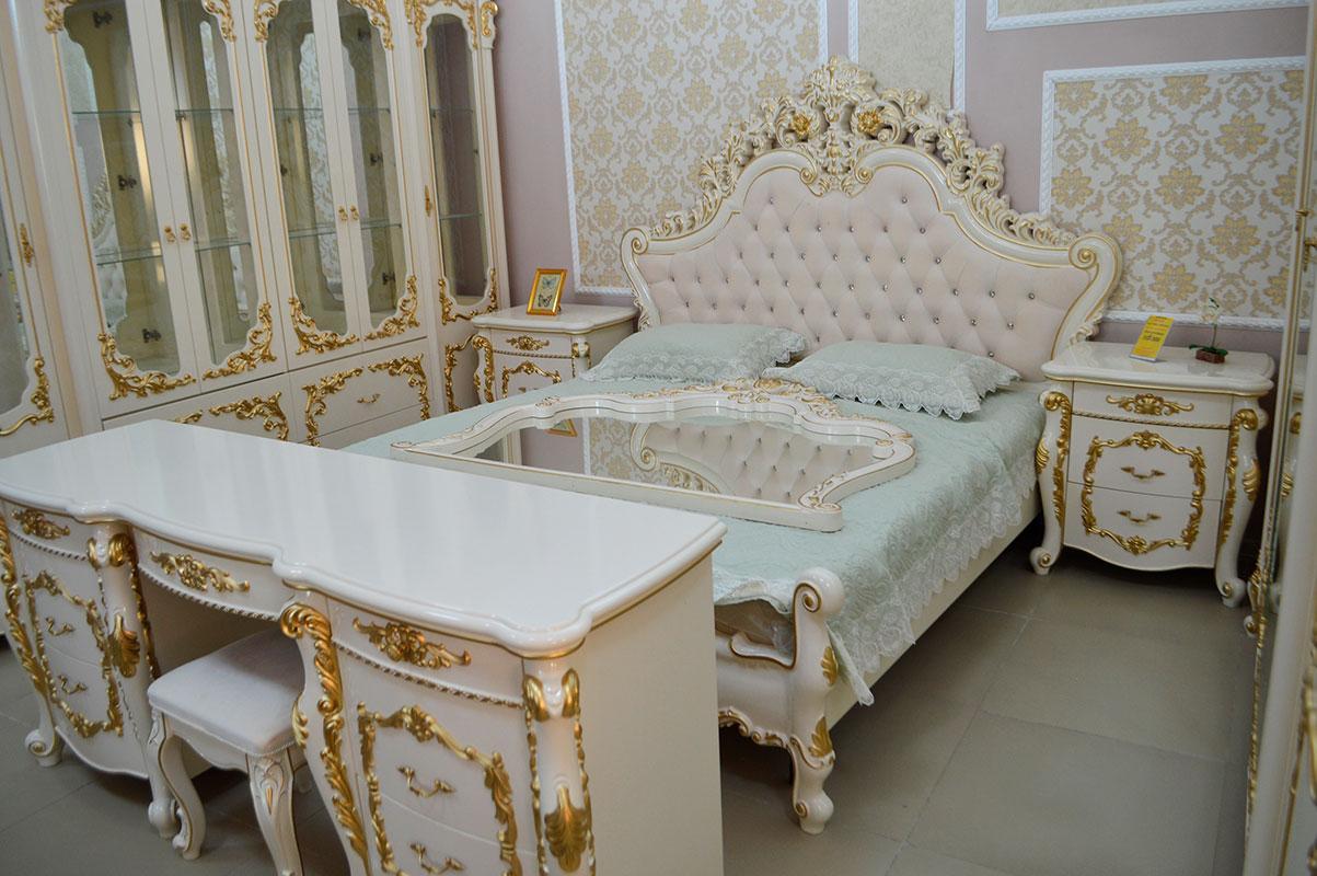 Спальня Венеция (крем) (Арида Мебель) ставрополь