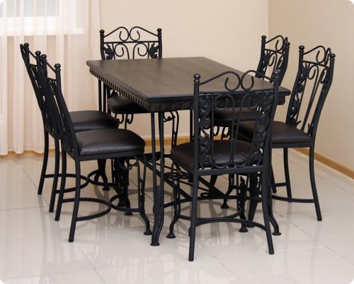 Комлект стол и стулья краснодар