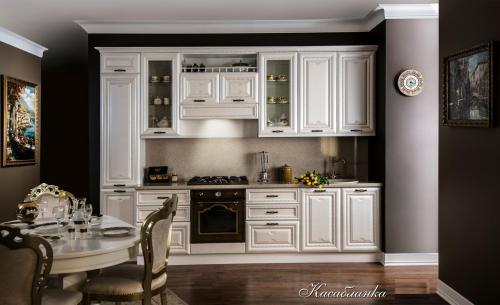 Кухня Касабланка 3.30 бмк империя мебели россия фото цена