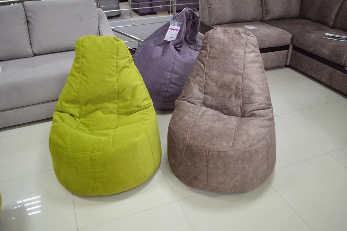Кресло мешок Груша Миди