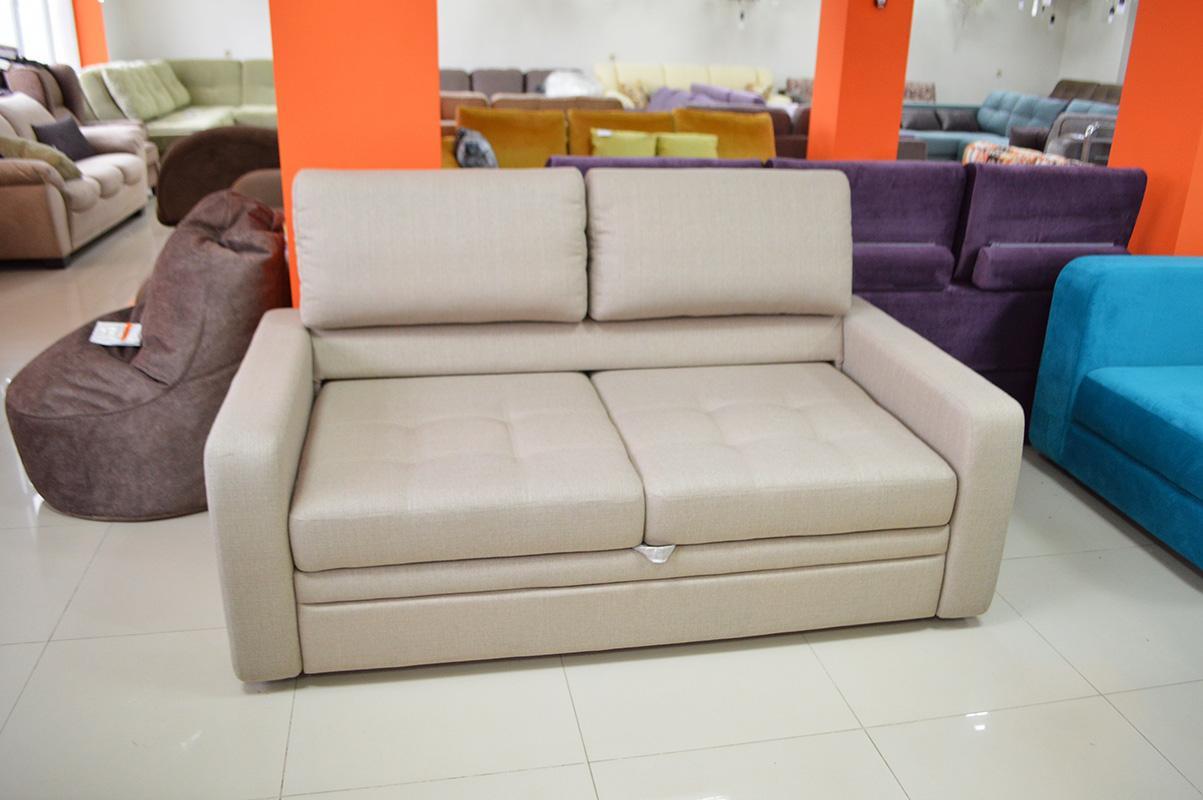 Выкатной диван Бруно 150 пуше