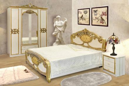 спальный гарнитур ольга диа-мебель