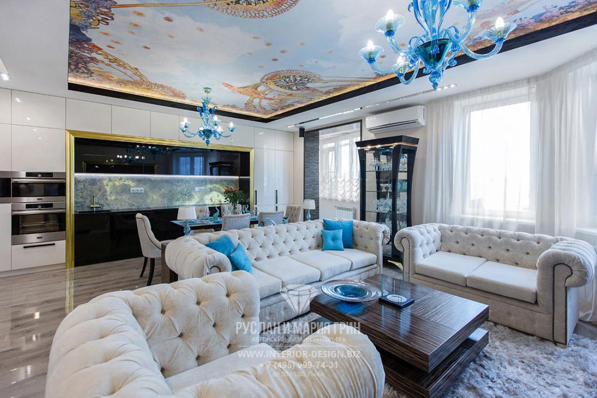 Красивые квартиры. 40 фото интерьеров