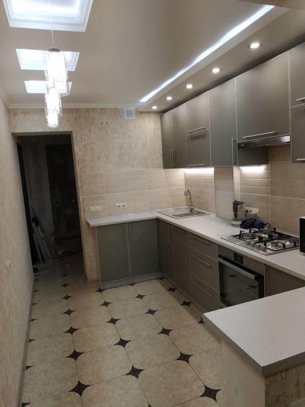 Капитальный ремонт кухни. До и После ремонта