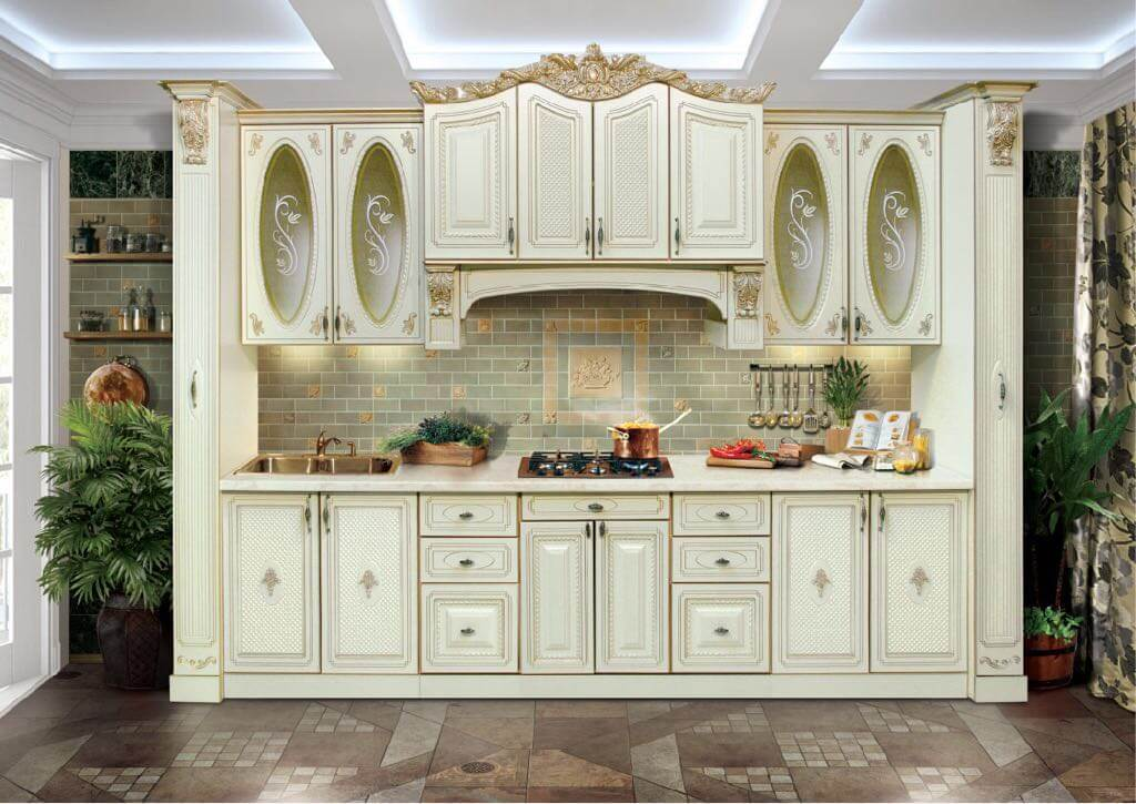 Кухонные гарнитуры - изображение №1 на mebelny95.ru