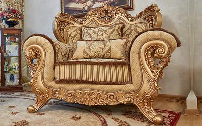 Комплекты мягкой мебели - изображение №2 на mebelny95.ru