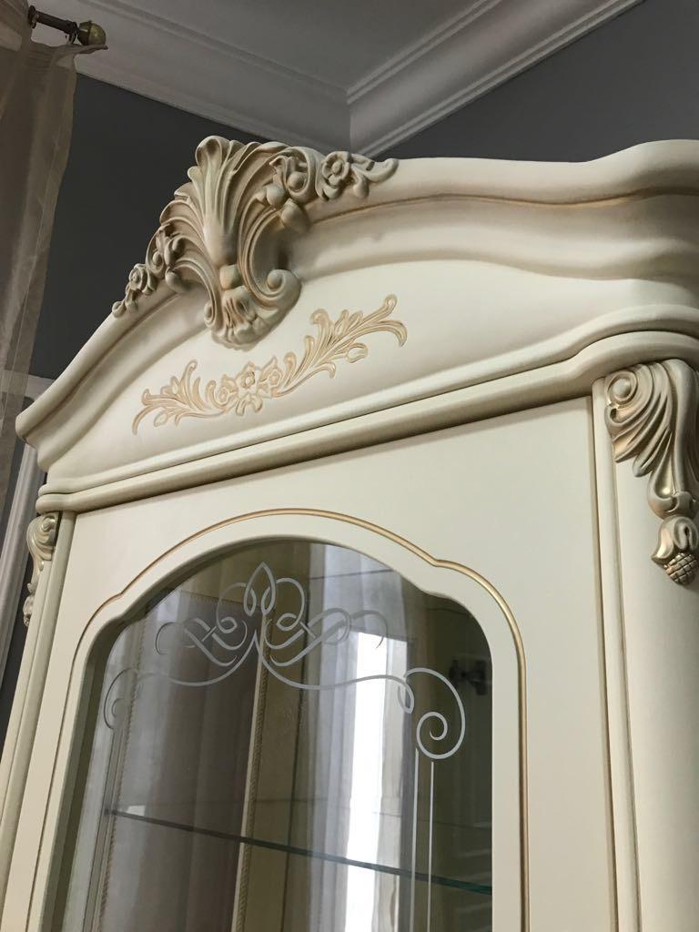 Стенки и витрины - изображение №4 на mebelny95.ru