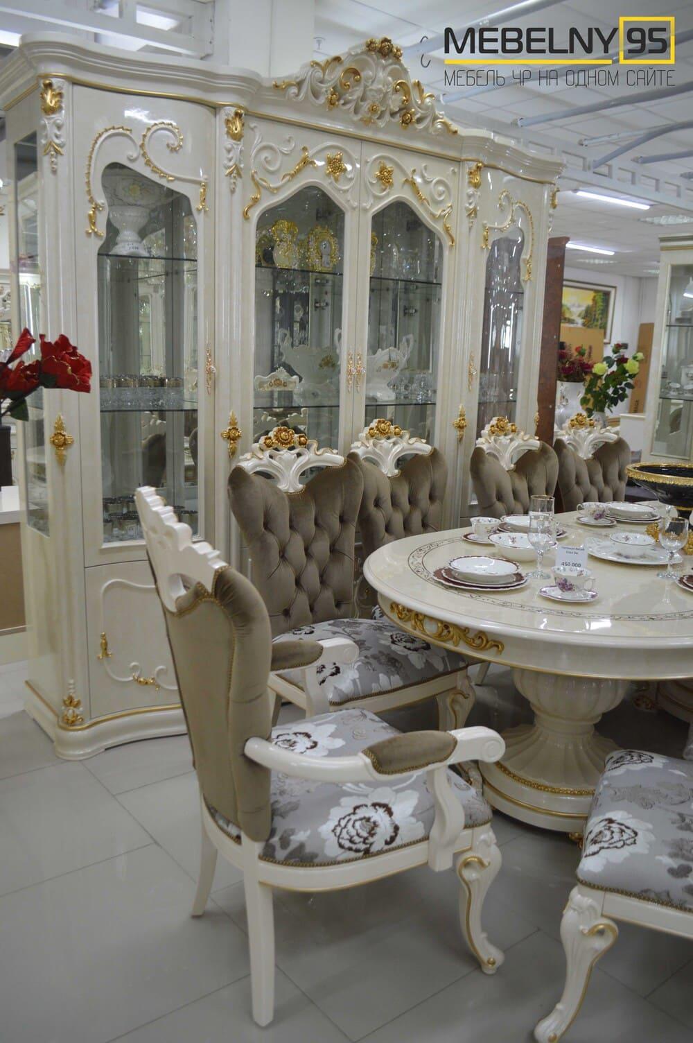 Гостиная мебель - изображение №5 на mebelny95.ru
