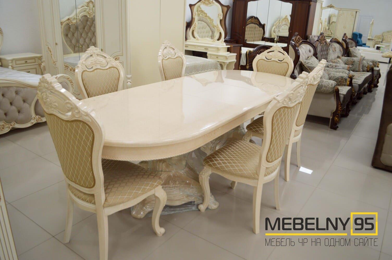 Столы - изображение №1 на mebelny95.ru