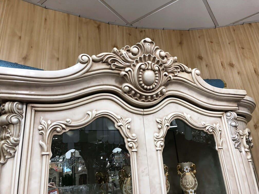 Стенки и витрины - изображение №3 на mebelny95.ru