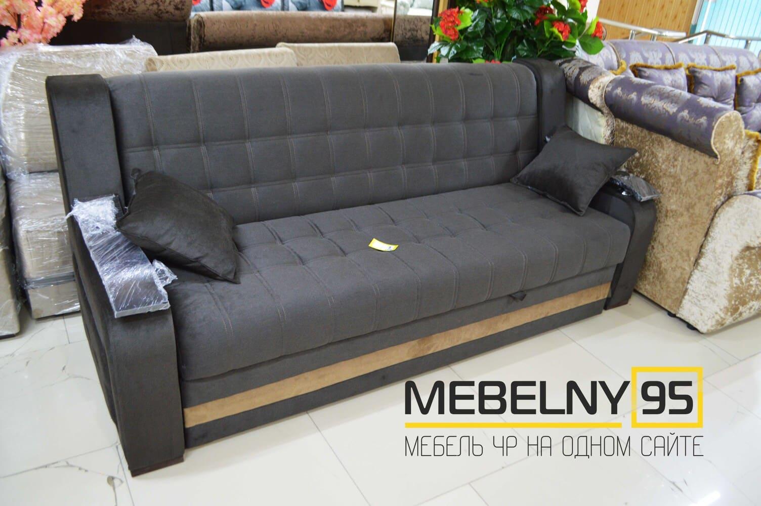 Прямые диваны - изображение №1 на mebelny95.ru
