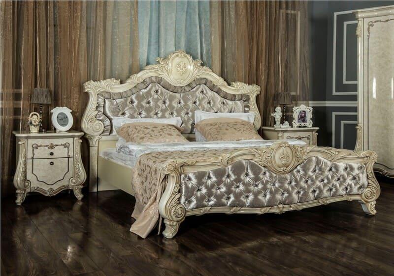 Спальные гарнитуры - изображение №1 на mebelny95.ru