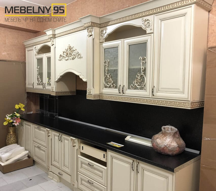 Кухня с лаймом фото натяжные потолки