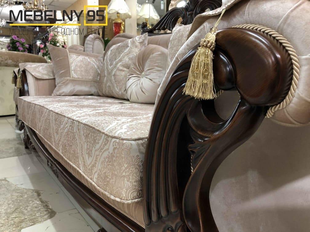 Комплекты мягкой мебели - изображение №3 на mebelny95.ru