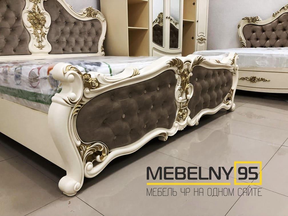 Кровати для спальной - изображение №2 на mebelny95.ru