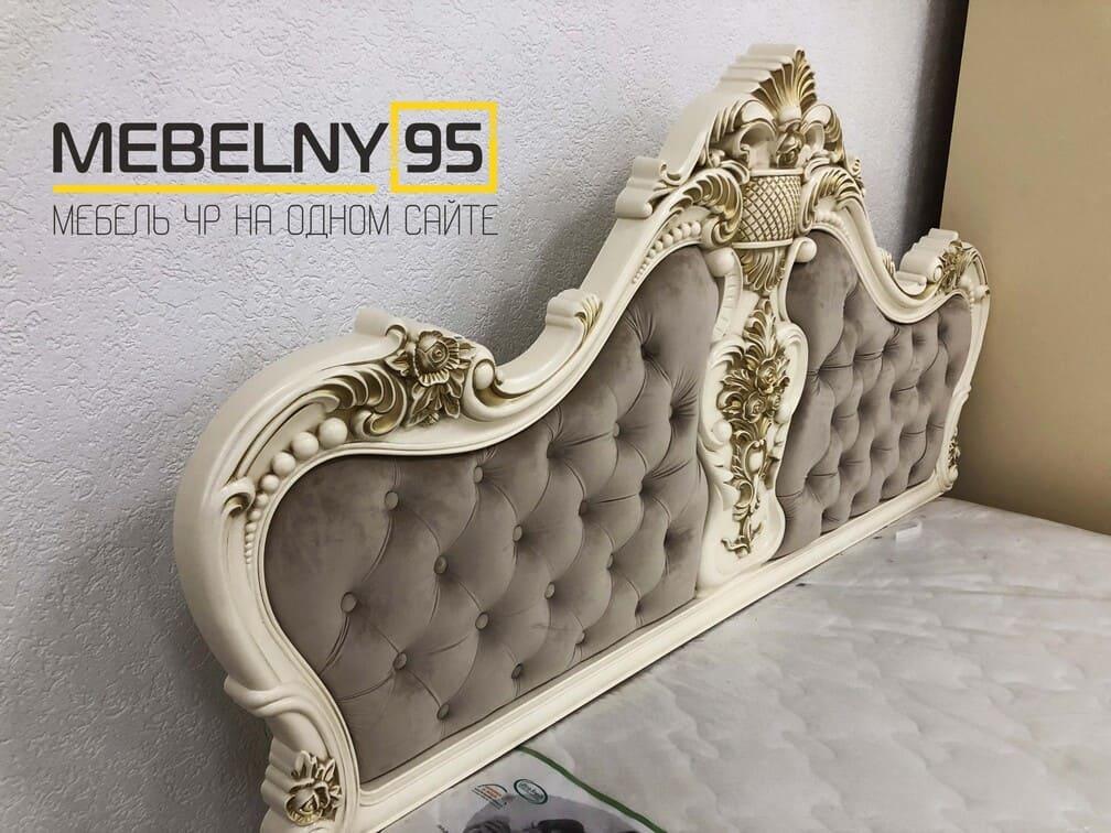 Кровати для спальной - изображение №3 на mebelny95.ru