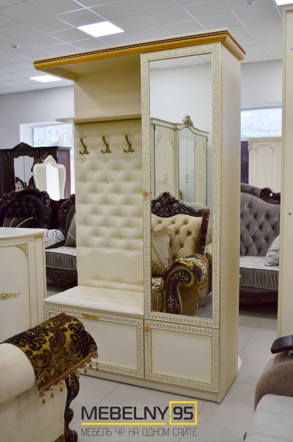 Шкафы в прихожую - изображение №1 на mebelny95.ru