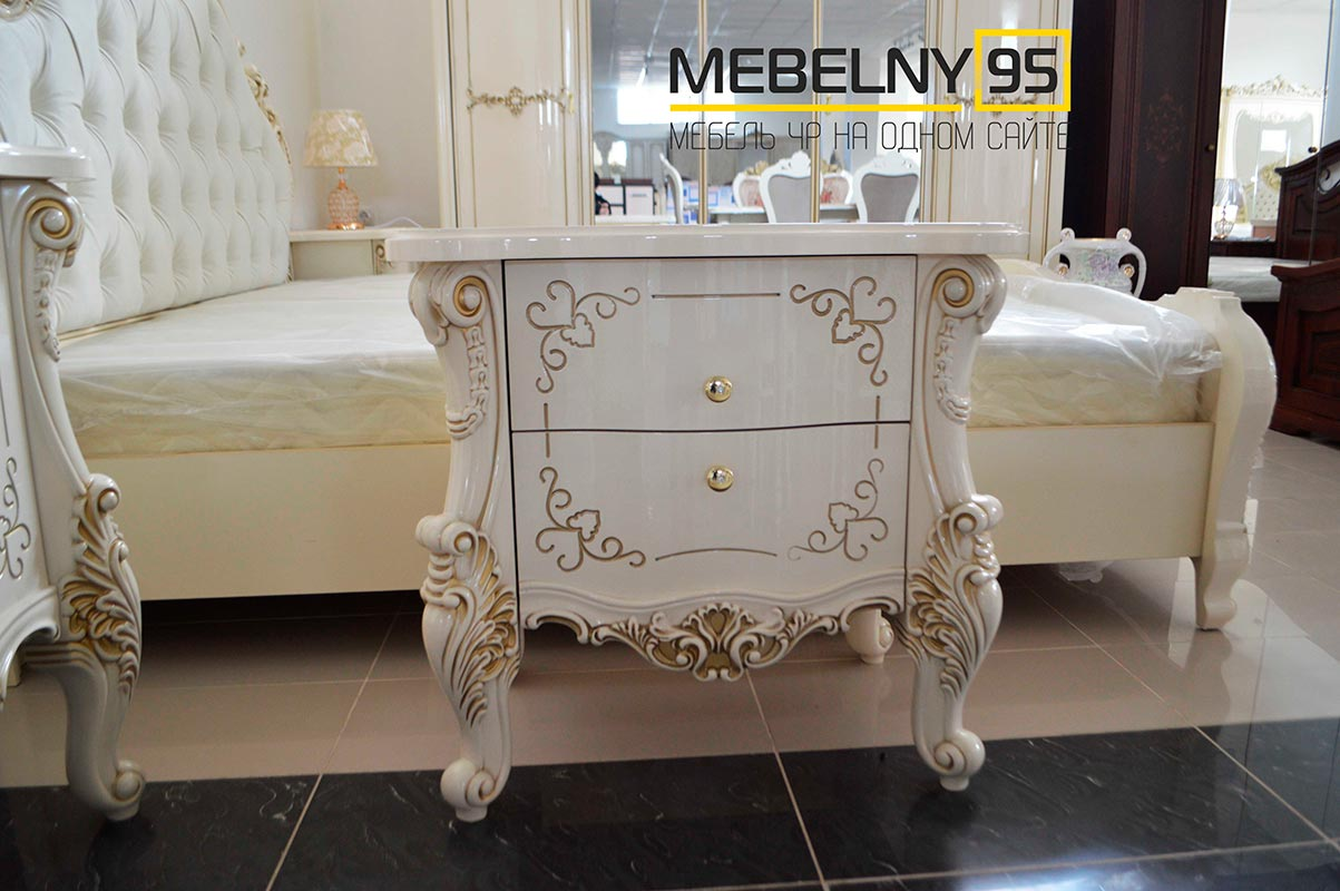 Спальные гарнитуры - изображение №5 на mebelny95.ru