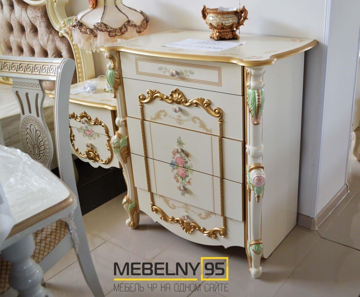 Комоды - изображение №1 на mebelny95.ru