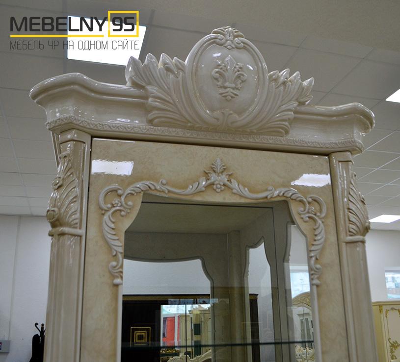 Стенки и витрины - изображение №2 на mebelny95.ru