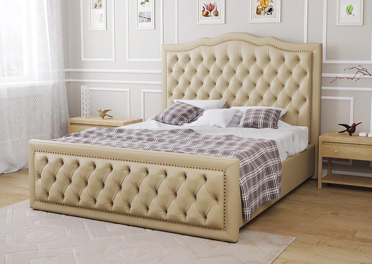 Кровати для спальной - изображение №1 на mebelny95.ru