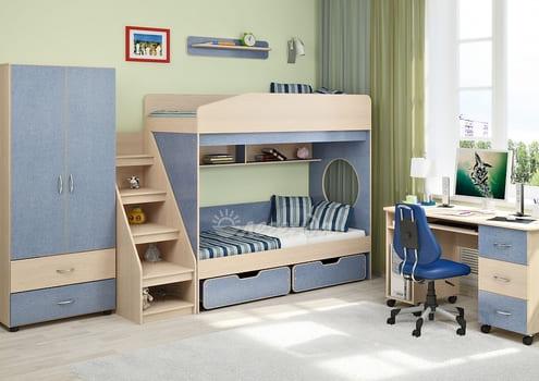 Комплекты детской мебели  - изображение №3 на mebelny95.ru