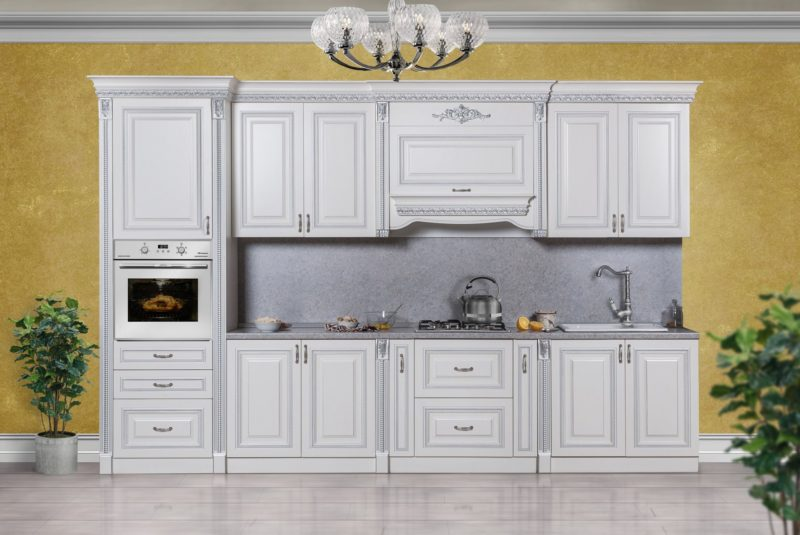 Кухонные гарнитуры - изображение №4 на mebelny95.ru