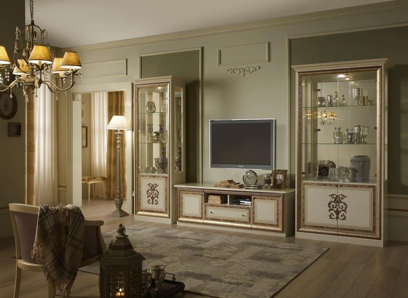 Стенки и витрины - изображение №1 на mebelny95.ru