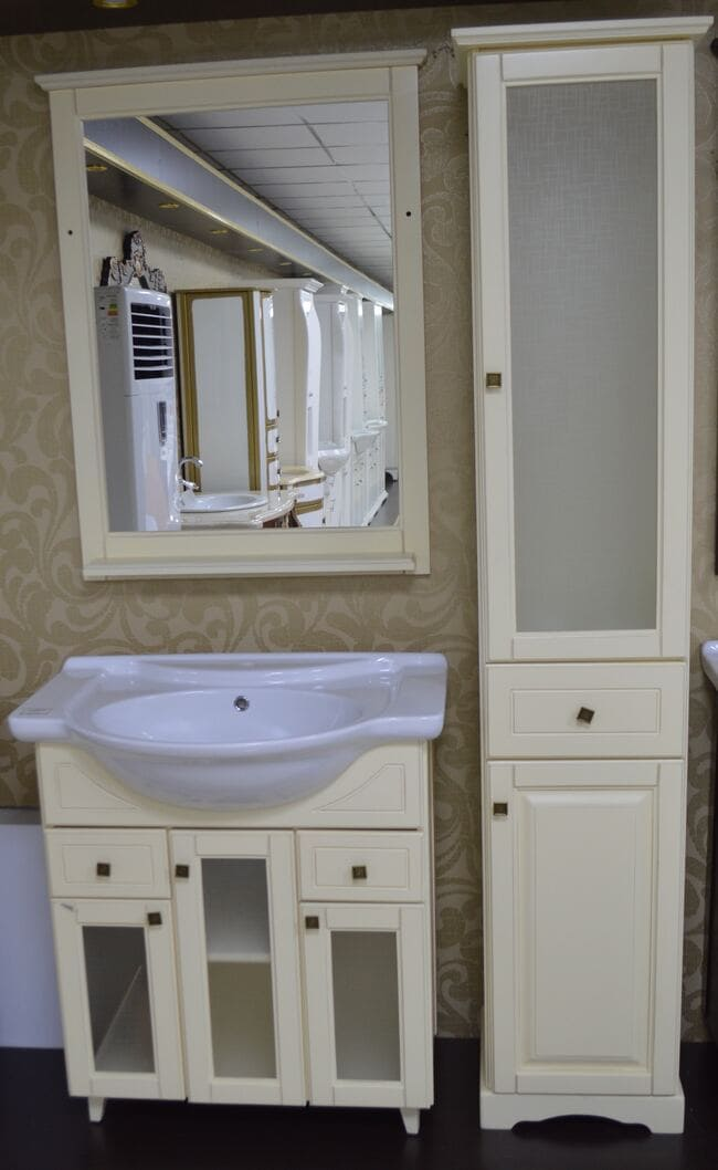 Комплекты ванной мебели - изображение №1 на mebelny95.ru