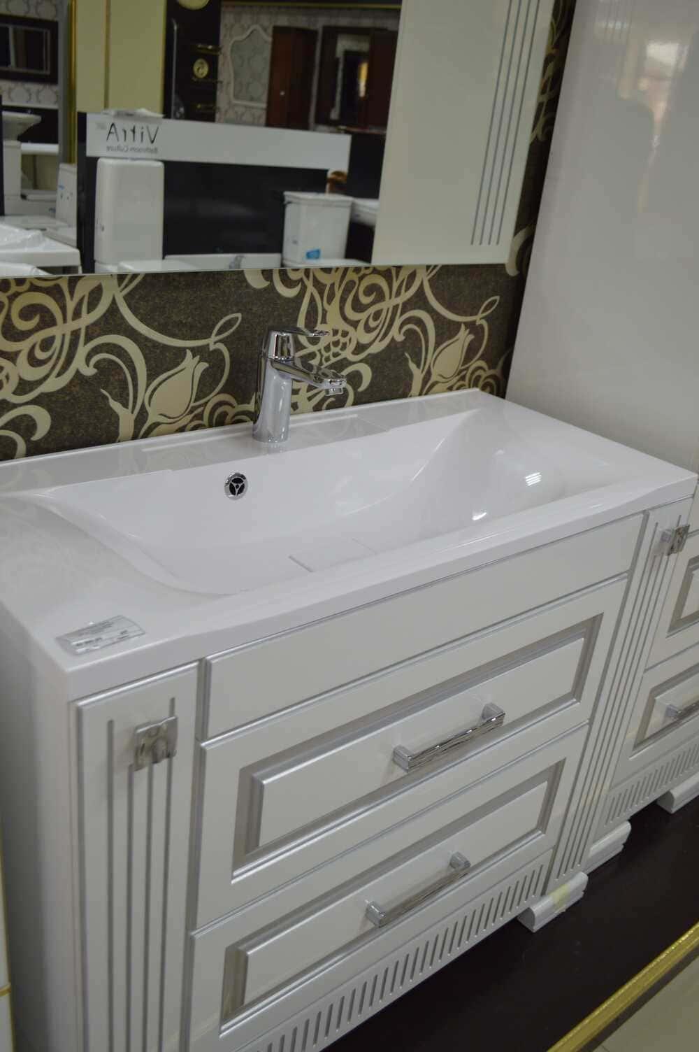 Комплекты ванной мебели - изображение №3 на mebelny95.ru