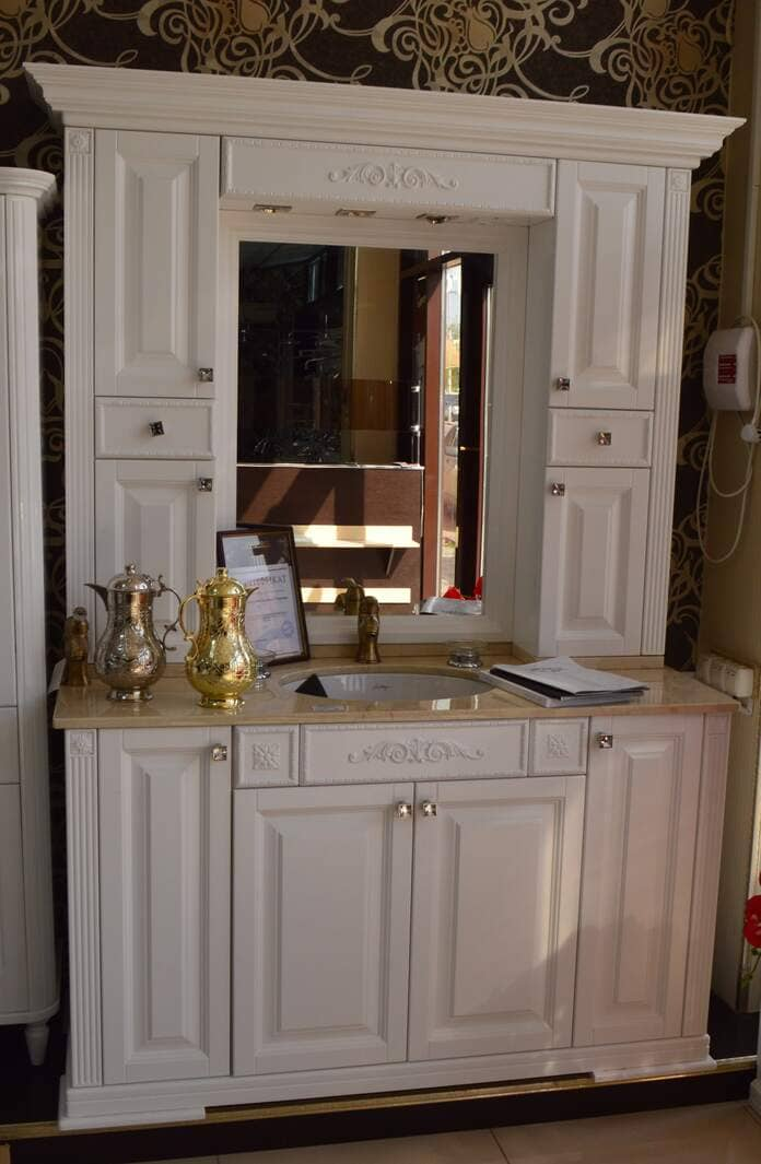 Комплекты ванной мебели - изображение №2 на mebelny95.ru