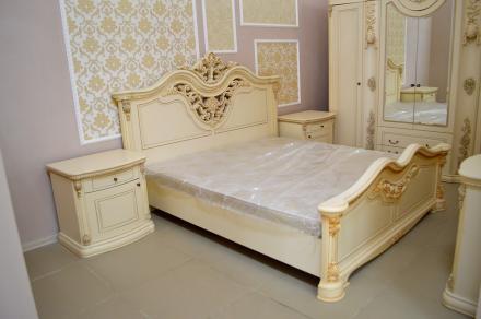 Спальный гарнитур Габриэлла крем - фото 1