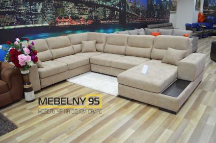 Рио модульный диван - фото 1